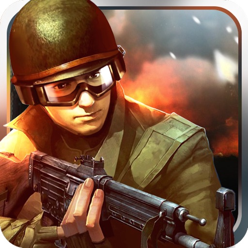 Super Sniper: Fighter Shoot iOS App