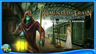 Haunted Train: Spirits of Charon - A Hidden Object Game with Ghosts-4