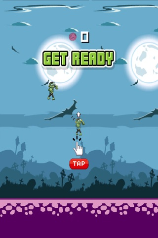 A Legendary Voyage Of A Hopping Zombie screenshot 2