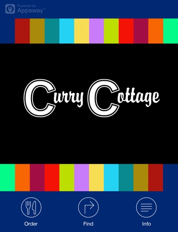Curry Cottage, Swindon - For iPad screenshot 1
