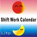 Shift worker's calendar Lite icon