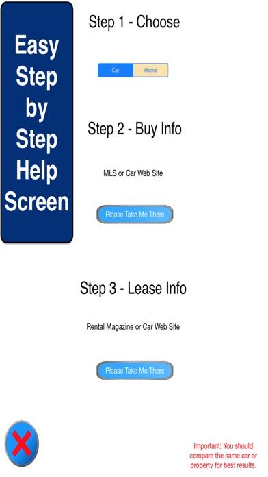 compare lease vs buy calculator