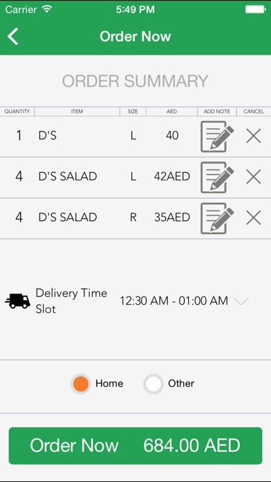 download The Salad Jar apps 2