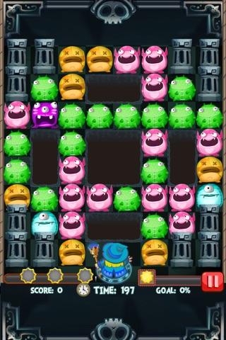 Monster Strikes Free 2 screenshot 2
