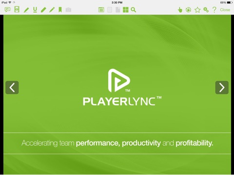 PlayerLync screenshot 2