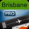 Brisbane Airport + Flight Tracker