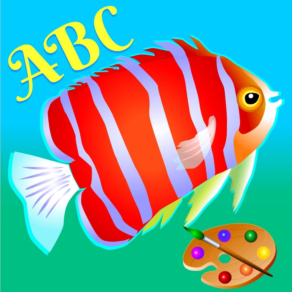 Fish & Sea Creatures ABCs
