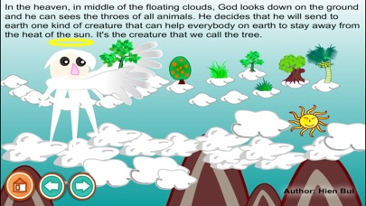 download Why bamboo has sections story (Untold toddler story from Hien Bui) apps 1