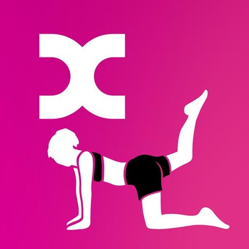 Calistix HotButt Pro – 腿&臀训练。每天锻炼,完美的体型所需的身体体质指数计算和卡路里数量!