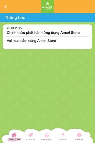 Ameri Store screenshot 3