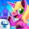 My Magic Castle - Pony & Unicorn Doll House and Decoration Game