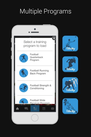 Fitivity Football Training screenshot 3