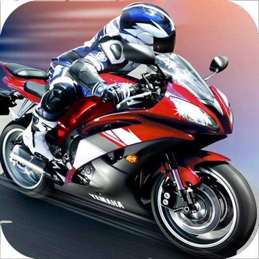 Highway Moto Racer ( 3d Bike Racing Game ) iOS App