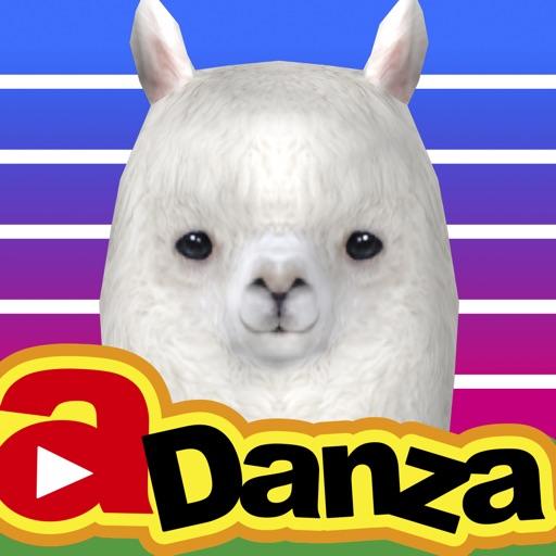aDanza-曲に合わせて踊るアルパカ!動物たちのダンス音楽プレイヤー