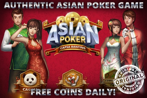 Asian Poker - Big Two screenshot 1