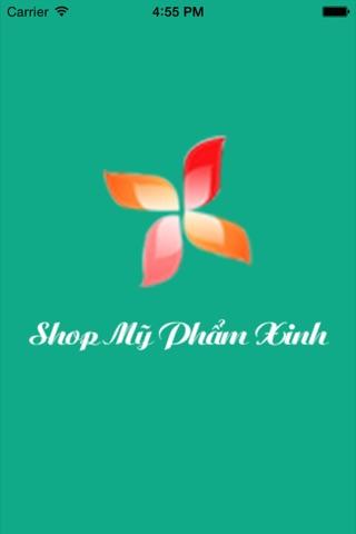 Shop Mỹ Phẩm Xinh screenshot 1