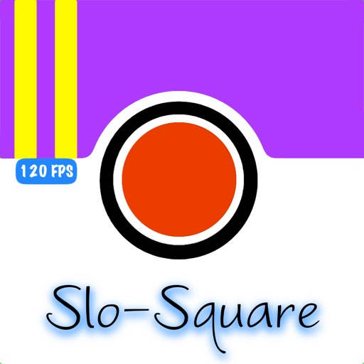 Slo-Square - Slow Motion For Instagram and Vine iOS App