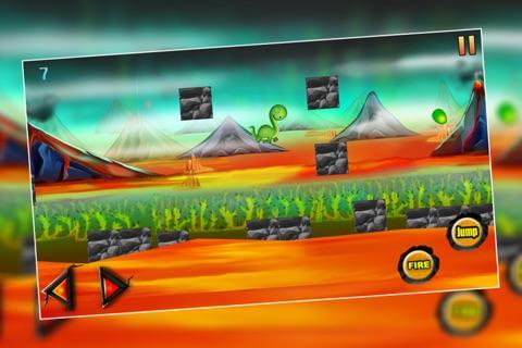 Dinosaur Island 3 : The Prehistoric Lava Mountain Adventure - Free screenshot 3