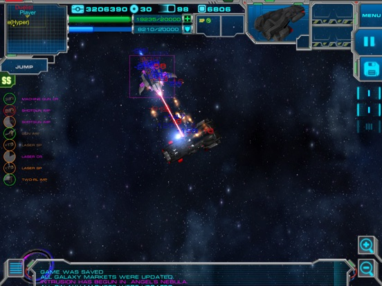 Screenshot #1 for Space Story