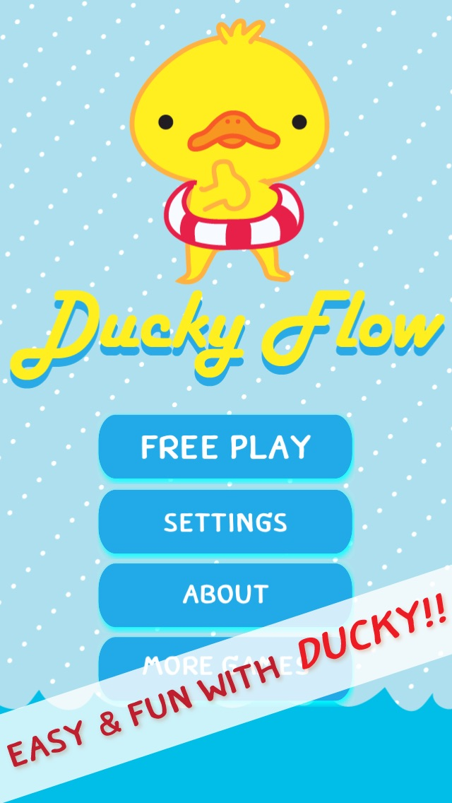 Ace of Duck Amuck Faces - Ducky Match and Link Fun Flow PRO-2
