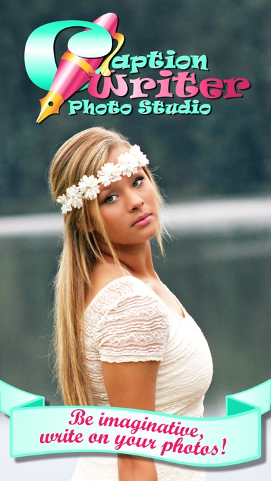 download Caption Writer Photo Studio Add Text and Cute Quotes on Pictures apps 1