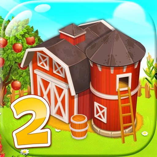Farm Town: villa for friends iOS App