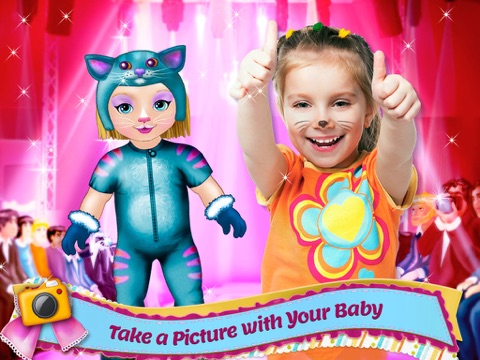 Игра Design It! - Baby Fashion Designer: Dress Up , Make Up and Outfit Maker & Tailor