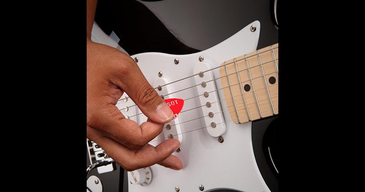 Фигура гитара как сделать