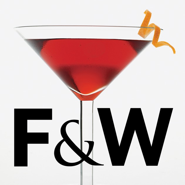Food wine cocktails on the app store for App cocktail