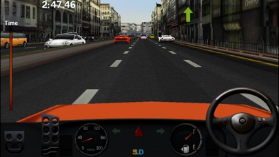 Screenshots of Dr. Driving for iPhone