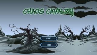 A Chaos Cavalry - 骑士和精灵与兽人和黑暗中世纪的怪物战斗屏幕截图4
