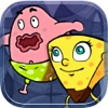 Match Pair - Brain Puzzle and the adventure of Mr Sponge to rescue his saga friends