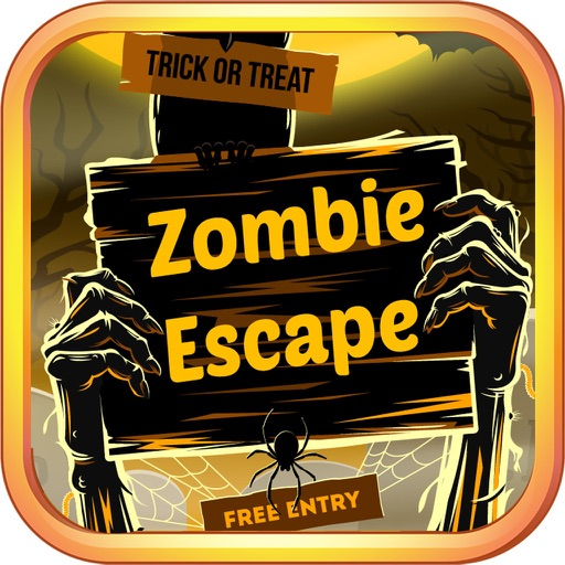 Zombie Escape - Slow Down The Lock Before They Pop iOS App
