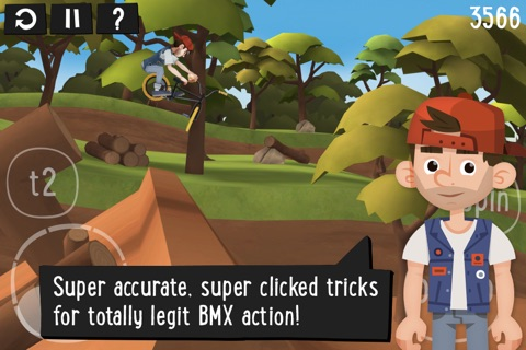 Pumped BMX 2 screenshot 2