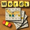 Words Spanish (Español) - The rotating letter word search puzzle board game