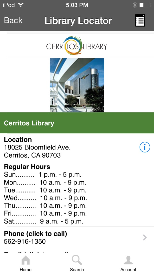 download Cerritos Library To Go apps 4