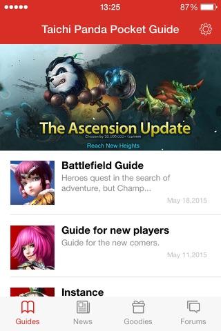 Taichi Panda Pocket Guide screenshot 1