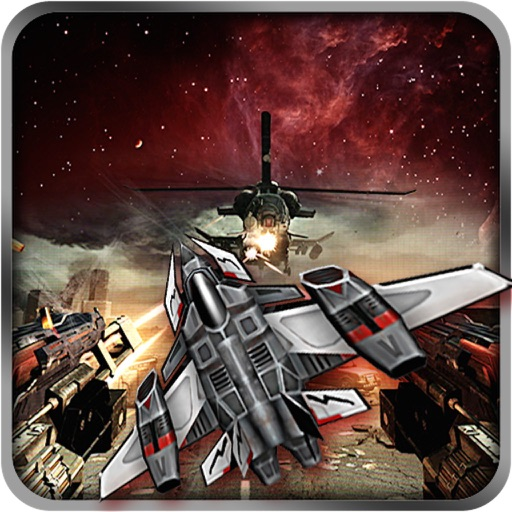 Galaxy Space Shooter 2015 iOS App