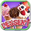 Dessert Maker Mania Ice-Cream Sandwiches, Cones, Sundaes, Pops & Snow-Cones