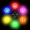 iDiscoLight - Free retro music party light and stroboscope