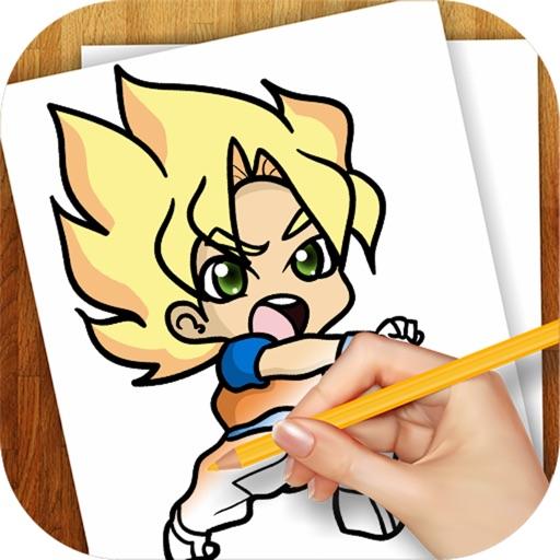 Aprenda A Desenhar Para Dragon Ball Z Por Artem Rodionov