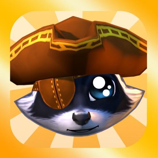 Raccoon Rumble: Amazing Kitten Adventure iOS App