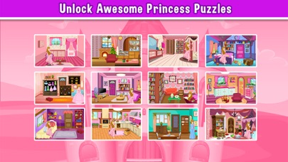 Screenshots of A Princess Hollywood Hidden Object Puzzle - can u escape in a rising pics game for teenage girl stars for iPhone