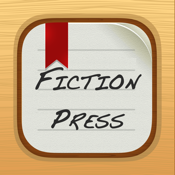 FictionPress - Library of books, ebooks and peoms icon