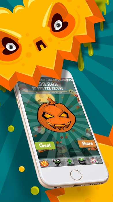 Halloween pumpkin clickers- trick or treat with spooky sound ...
