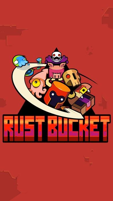 Rust Bucket Screenshot