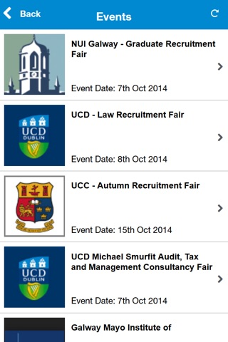 Grad Jobs Ireland screenshot 3