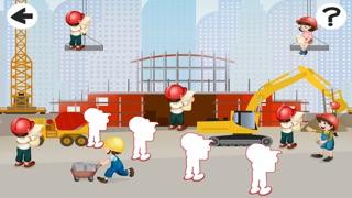 Screenshot of Attivo! Dimensionamento Gioco Per i Bambini Per Imparare e Giocare Con un Cantiere3
