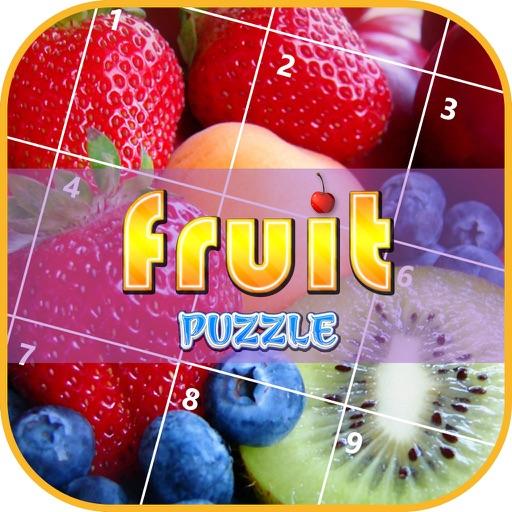 Jigsaw Puzzle - Fruit iOS App
