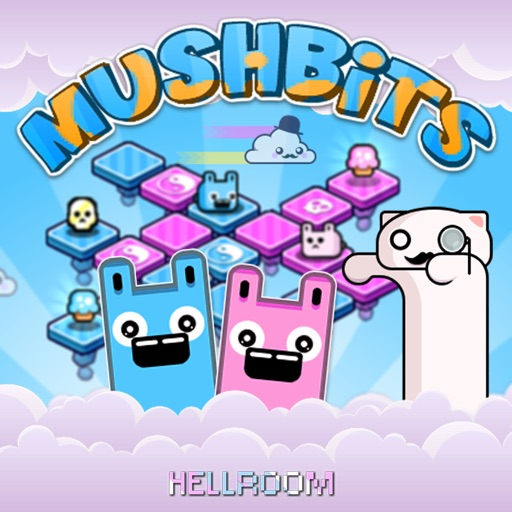 Mushbits Adventures iOS App